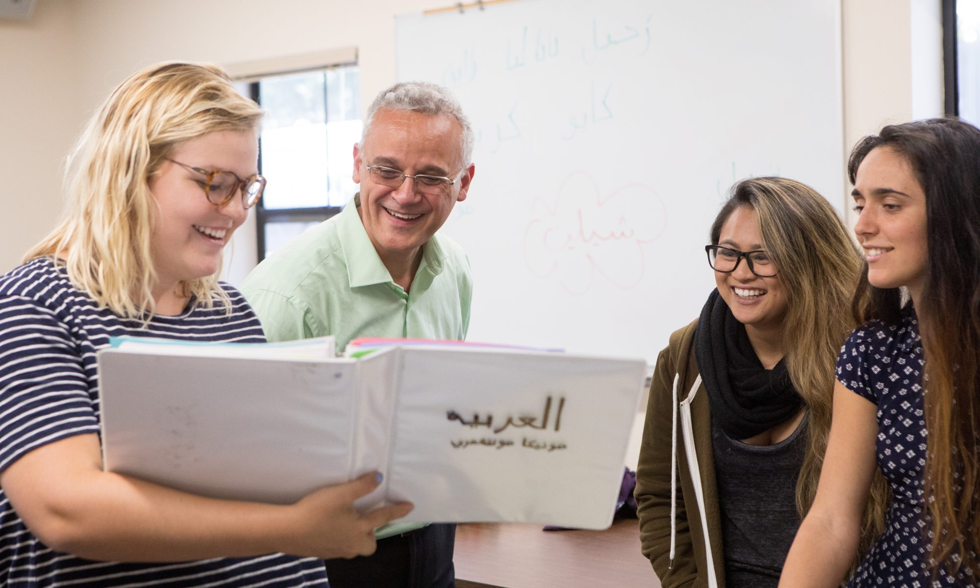 Content-Based Instruction at the Middlebury Institute